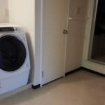冷蔵庫と洗濯機を残置物→設備へと変更