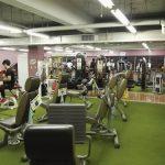岡山市のトレーニングルーム