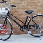 ノーパンク自転車 購入1年後