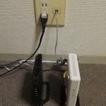 フレッツ光 & Wi-Fi 何とか接続完了