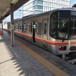JR姫新線を利用