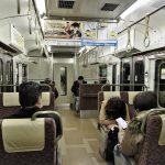 朝の山陽本線 倉敷→岡山 すいている電車