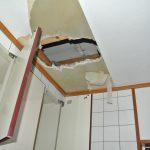 管理会社による火災保険利用で修繕予定