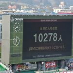ファジアーノ岡山2018 ホーム3戦目