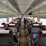 倉敷→岡山 特急やくもで通勤