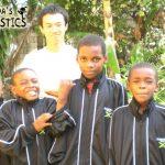 ジャマイカ在住の日本人体操指導者