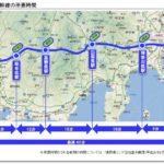 リニア中央新幹線の開業予定