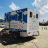 倉敷市で避難所内でのボランティアに参加 その2