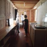 トレーラーハウス型仮設住宅の入居状況