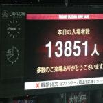 ファジアーノ岡山2018 ホーム17戦目 vs 京都サンガ その2