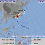台風の発生数
