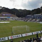 FC今治 vs 東京武蔵野シティFC @ありがとうサービス.夢スタジアム