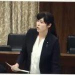 岡山県の小野田紀美参議院議員がNHK問題について質疑