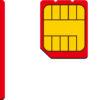 micro SIM→nano SIMへの変更 その1