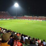 埼玉県知事選挙 11日目 埼玉県の南西部地域・南部地域を訪問 NACK5でサッカー観戦