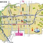 近鉄大阪線の長瀬駅・弥刀駅 etc.を高架化して踏切除去を検討