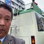 東京都知事選挙2020 ニコ動 候補者演説 その3 スーパークレイジー君に注目