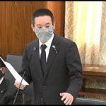 2021年4月7日 参議院 行政監視委員会 浜田聡の質問 NHK委託業者による訪問員・集金人の悪質な行為に関する総務省の対応について、等