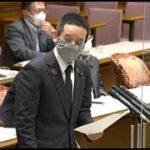 2021年5月18日 参議院 財政金融委員会 浜田聡の質問 デービッドアトキンソン氏、LINE、楽天の問題など